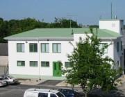Eesti Energa ASi Dispetserkeskus Kuressaares, Tolli tänaval Valmimisae- Suvi 2003 -2